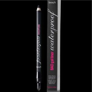Benefit Makeup - NIB BENEFIT Bad Gal Liner Waterproof Pencil